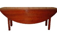 T24 Chip Leg Dining Table